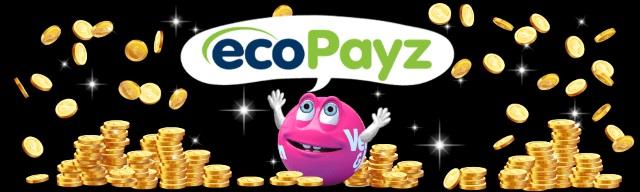ベラジョンカジノへecoPayz(エコペイズ)で入金する