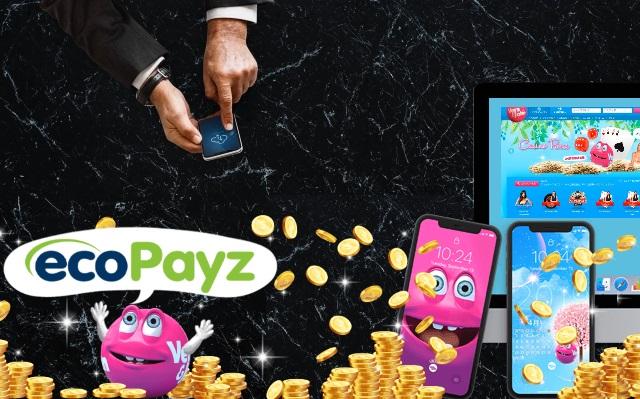 ベラジョンカジノへecoPayz(エコペイズ)での入金方法まとめ