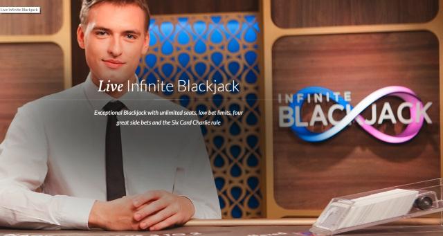 【オススメ】Infinite BlackJack:インフィニットブラックジャック