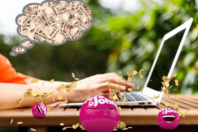 ベラジョンカジノで副業を狙え!副業生活への極意