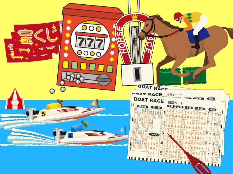 オンラインカジノは他のギャンブルよりも稼ぎやすい