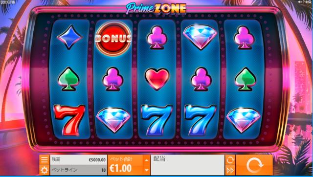 ベラジョンカジノのスロットの基本