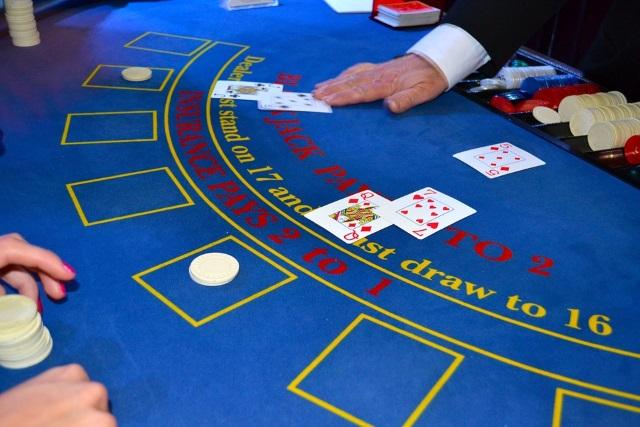 カードカウンティングの方法
