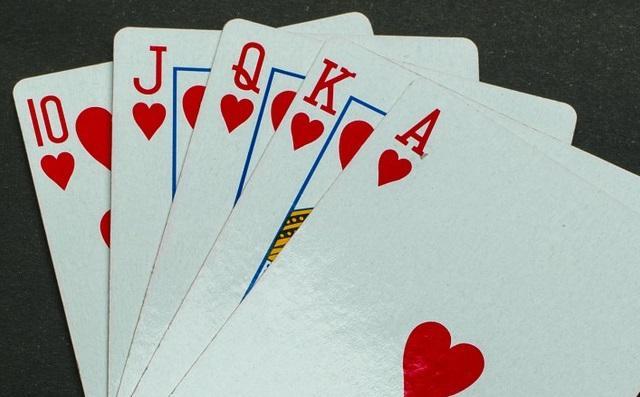 カードカウンティングのスコアの付け方