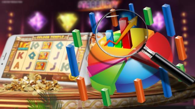 オンラインカジノのスロットは機械割をコントロールできる