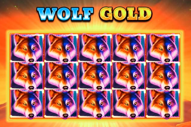 ベラジョンカジノのウルフゴールド