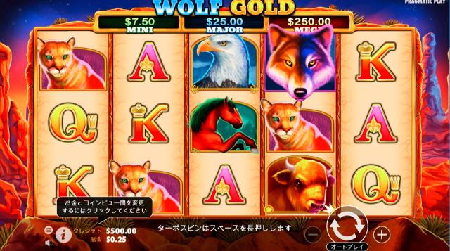 Wolf Gold(ウルフゴールド)の概要