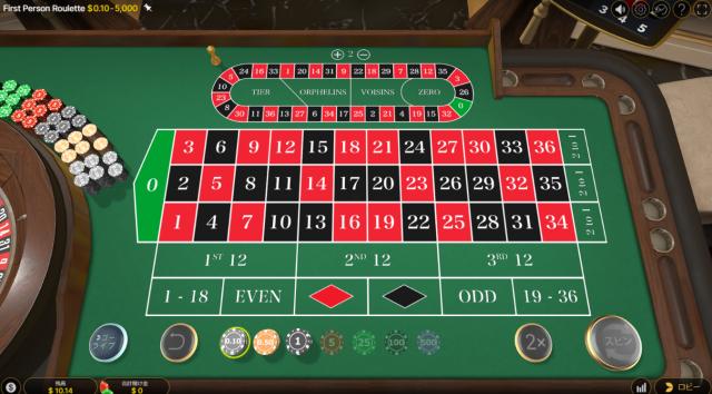 大勝できるゲーム「vjroulette」