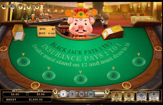 Royal Blackjack