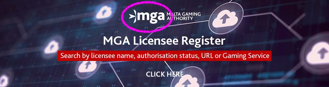 マルタゲーミング委員会(MGA:Malta Gaming Authority)