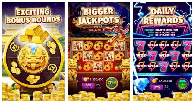 ジャックポット マジック スロット カジノアプリ